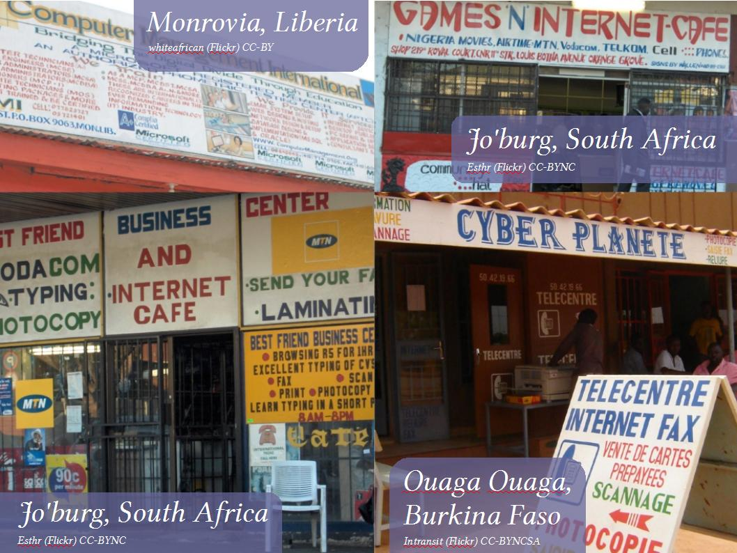 feasibility study of an internet cafe in nigeria A feasibility study addresses things like where and how your business will operate learn how to write a good one with these easy steps.