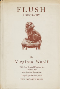 Virginia Woolf. Flush- A Biography. London- Hogarth Press, 1933
