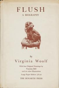 Virginia Woolf. Flush- A Biography. London- Hogarth Press, 1933
